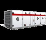 Модульные центральные установки Frivent KLG  для общеобменной вент