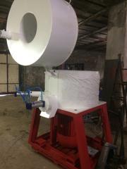 Агломератор (ПОЛУАВТОМАТ)  90 кВт,  производительность 400 кг/ч.