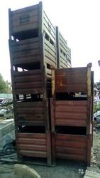 Покупаем тару,  контейнеры,  ящики,  металлическую,  складскую,  б/у